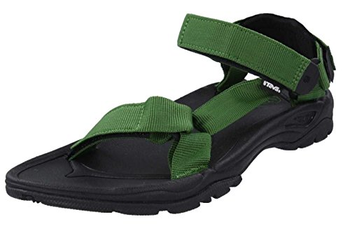 Terra Mavrik 6511 sandalen groen