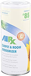 Airx RX 85 Granulated Carpet and Space Deodorizer, Single 2lb Can