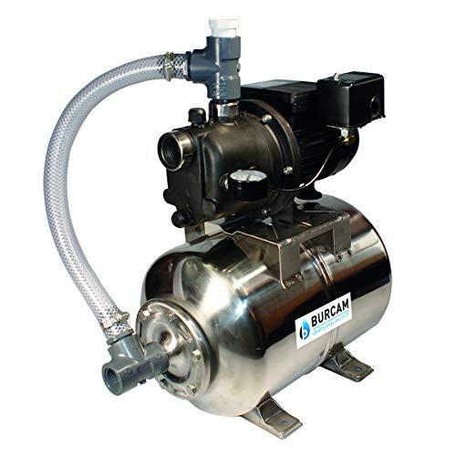 BURCAM 506227PSS 3/4 HP Noryl Shallow Well Jet Pump System