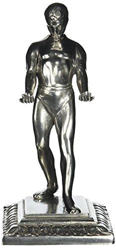 Design Toscano Muskelmann, Art Deco Stifthalter-Skulptur
