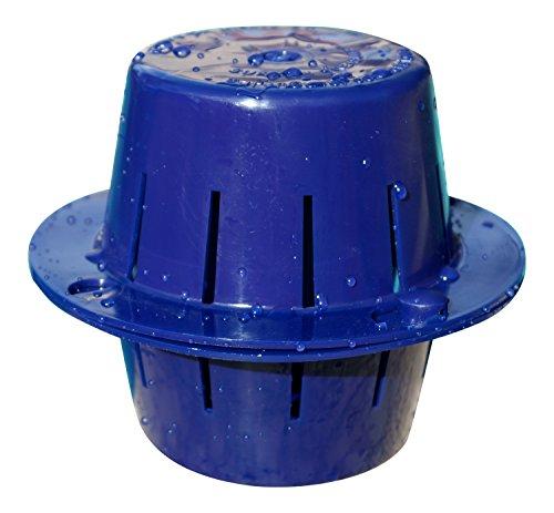Hundimiento dispensador de cloro [Sunken Treasure]–fregaderos, corrige piscina agua, entonces flotadores para rellenar–usos menos cloro