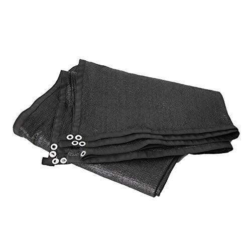 ANUO Schaduwdoek Zonnegaas 85% Schaduwdoek voor Tuinterras, Schaduwdoek Zonnekap Net met Grommets voor Planten Kas Schuur of Kennel Tarpaulin