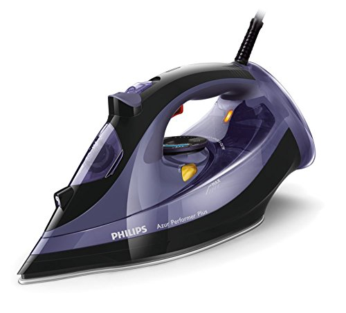 Philips Azur Performer Plus GC4525 Steam 2600W T-ionicGlide Black,Violet - irons