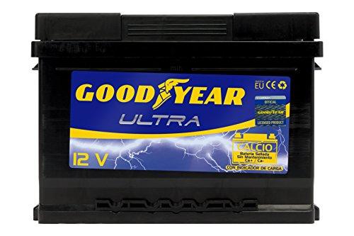 Batterie de voiture 12V 60ah