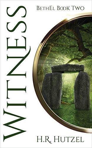 WITNESS: BethEl Book Two (Anointed 2)