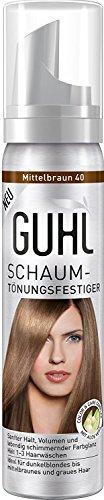 Guhl Schaum-Tönungsfestiger 40 Mittelbraun 75ml