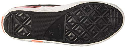 Product Image 5: Sparx Men's Black Grey Sneakers