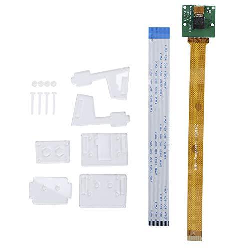 Pi Zero Camera Kabelkamera-Kit, 15 cm Pi 3-Modul + Montageständer + Kabel für Raspberry Pi für Zero 1.3/Zero W.