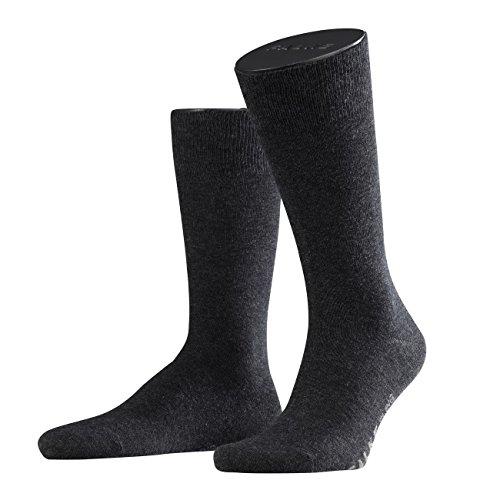 Falke Socken Swing 6er Pack, Größe:39-42;Farbe:Anthracite Melange (3080)