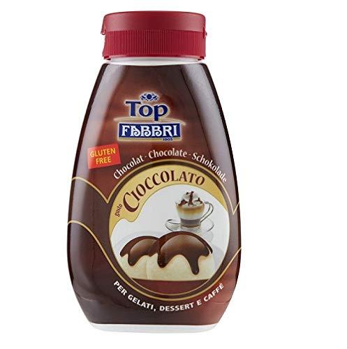 Fabbri gourmet sauce Topping Cioccolato Schokolade 225g