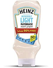 Heinz™ Incredibly Light Mayonnaise, 600 ml - Promo Pack
