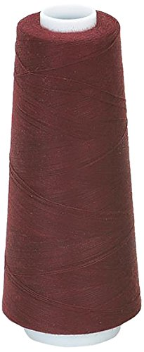 Coats Thread & Zippers 6110-430 Surelock Overlockgarn, 3000 Yard, Rubin