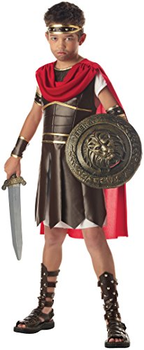 California Costumes boys Hercules/Child childrens costumes, Multicoloured, Small US