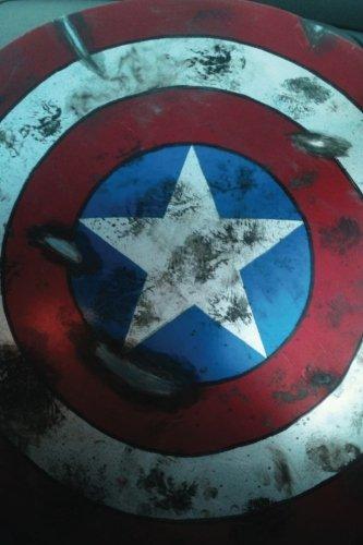Journal: Captain America Shield