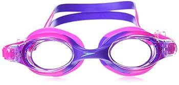 Speedo Unisex-Child Swim Goggles Skoogle Ages 3 - 8 Bright Pink One Size