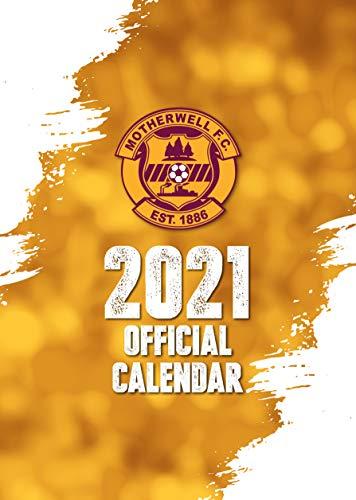 The Official Motherwell FC A3 Calendar 2021