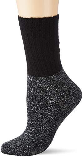 ESPRIT Damen Winter Boot Socken, grau (anthracite mel. 3081), 39-42