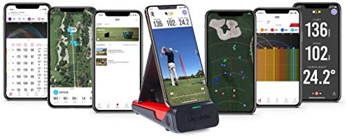 "Rapsodo Mobile Launch Monitor for Golf | MLM | Pro-Level Accuracy | Video Replay | Shot Trace | ""Best Outdoor Golf Launch Monitor Under $500"" 
