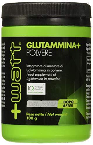 +Watt Glutammina+ Polvere - 100 g