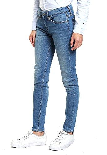 Tommy Hilfiger Damen VENICE LW SARAH Skinny Jeanshose, Blau (SARAH 900), W33/L30