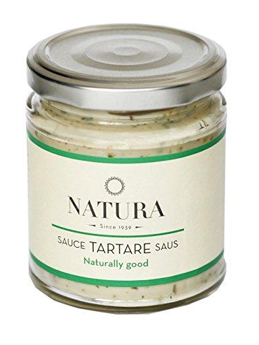 Natura - Salsa Tártara - 160 g