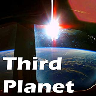 Third Planet audiobook cover art