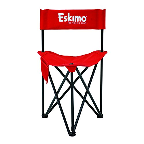 Eskimo 27613 Folding XL Folding Ice Fishing Chair
