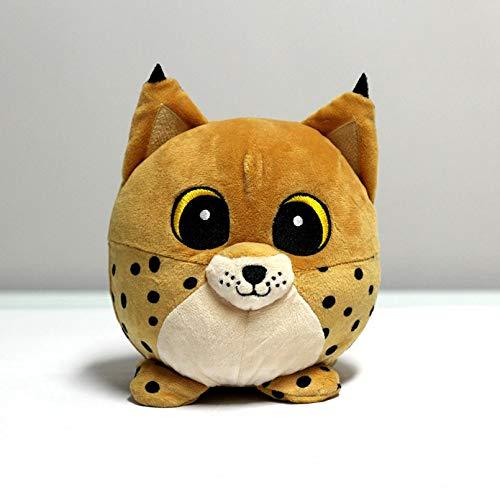 WANGY Juguete de la Felpa del Animal del Bosque Mini muñeco Lindo Juguete de la Felpa del Regalo de cumpleaños
