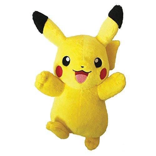 Bandai – Pokémon – Plüschtier 20 cm – Pikachu – 81222