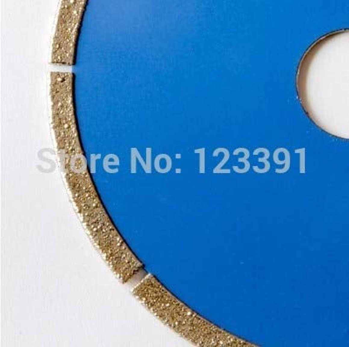 Maslin of 1pc of diamond wet cutting horn cutting marble tile saw blade diameter of 110mm202.0 5mm for marble cutting - (Outer Diameters: 110, Hole Diameter: 20, Thickness: 2.0mm)