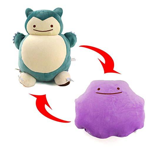 NC Almohada de Pokemon, Almohada de Doble propósito, Almohada de deformación Animal de Kirby, Juguetes de Peluche, muñeca de Kirby Animal