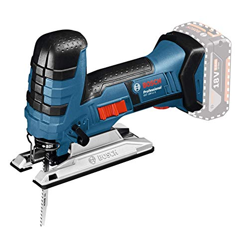 Product Image 4: Bosch Professional Gst 18 V-Li S Cordless Jigsaw (Without Battery And Charger) - L-Boxx