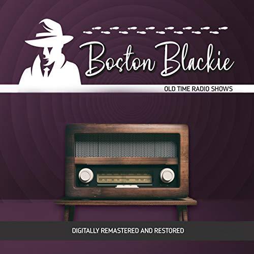 Boston Blackie cover art