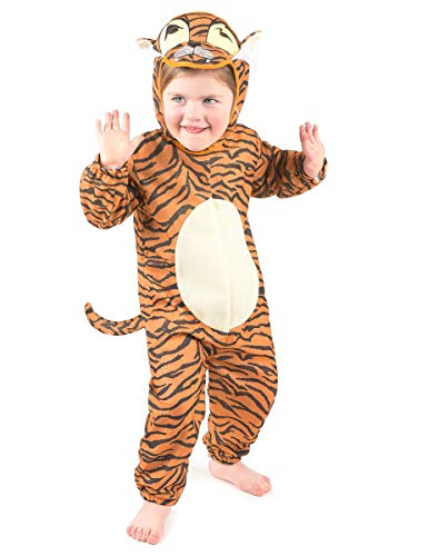 Generique Déguisement Tigre Enfant 3 à 4 Ans
