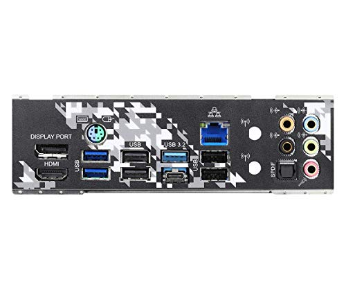 ASRock B550 Steel Legend ATX AM4 Motherboard