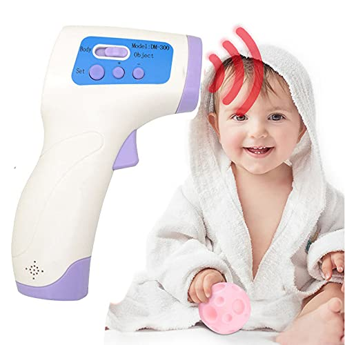 WZhen Portable Forehead Electronic Ir Infrared Thermometer Non-Contact Lcd...