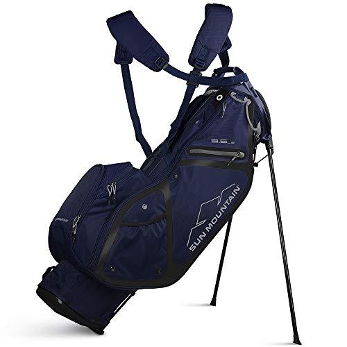Sun Mountain Golf 2020 3.5 LS Stand Bag (Navy, 3.5 LS)