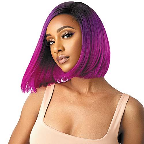 Outre Lace Front Wig Color Bomb Kiely (3DRVIORC)