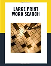 large print word search: This book is  grandma word search and puzzles adult