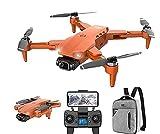 DRONE L900 5G, GPS, 4K 1.2km Laranja