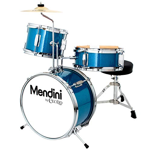2. Mendini, 3 Drum Set