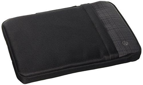 HP UltraBook (F7Z98AA) Schutzhülle (für Ultrabooks, Notebooks) 31,7 cm (12,5 Zoll) schwarz/gemustert