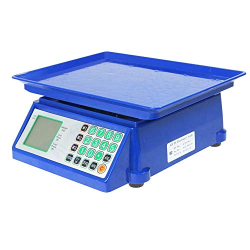 30kg Digital Electronic Price Computing Weighing Fruits Vegetables Scal