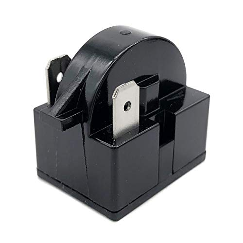 1 PCS PTC Compressor Start Relay 3 Pin QP2 4R7 For Ohm EdgeStar Danby Summit Haier Igloo etc