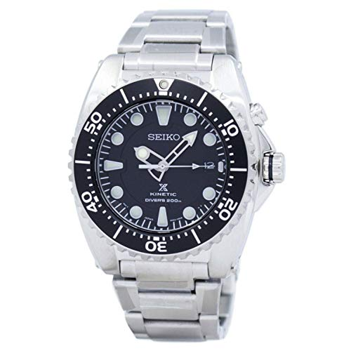 Seiko Prospex Kinetic Divers Watch
