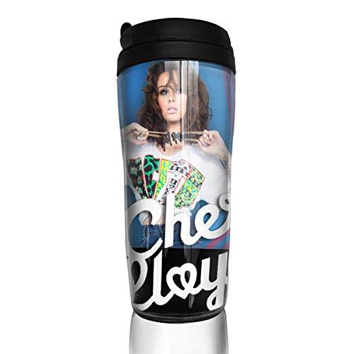 shenguang Chaxiedou Cher Lloyd Cup Vaso con impresión 3D Taza de viaje Botella con aislamiento portátil de doble pared al vacío