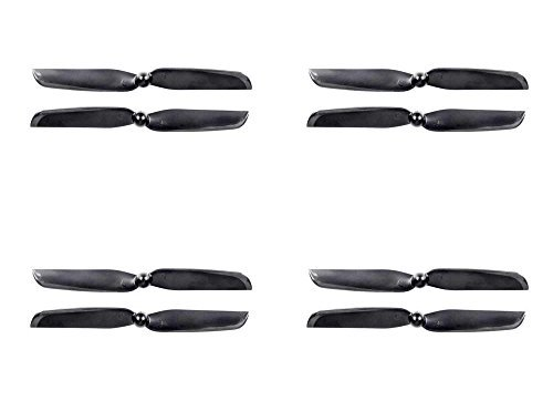 4 x Quantity of Walkera Runner 250 (R) Advanced GPS Quadcopter Drone Runner 250(R)-Z-01 Propellers Blades Props Set Self Tightening by Walkera