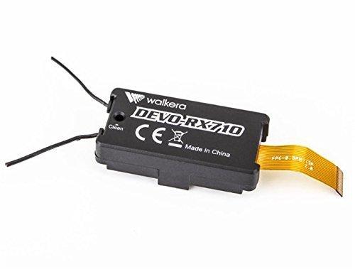 HobbyFlip DEVO-RX710 Receiver RX Module Runner 250-Z-18 Compatible with Walkera Runner 250 Racer