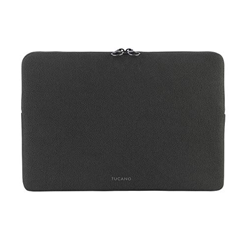 Tucano Crespo Sleeve Case for MacBook Pro 16' and Laptop 15.6' Neoprene, Anti Slip System Against Accidental Drops