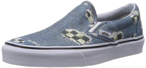 Vans Classic Slip on VN0EYEBLK, Skateboard Homme - EU 46